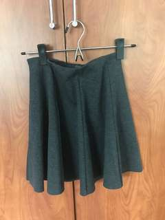 Zara flippy skater skirt