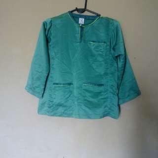 Baju Melayu Teluk Belanga budak #ramadan50