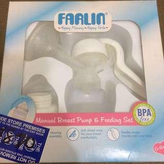 Farlin Breast Pump