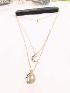 F21 Layered Necklace