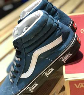 Vans pattah hig for man 100% original BNIB