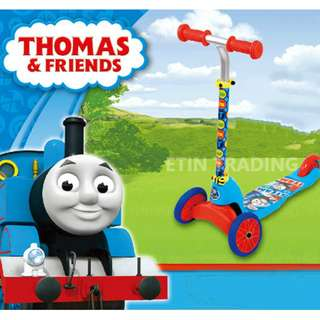 MESUCA Multi-Function kid scooters Thomas & Friends