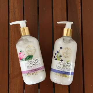 Bath and Body Works Hypoallergenic Lotion