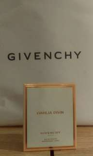 Brand new Givenchy dhalia Divin edt 75ml