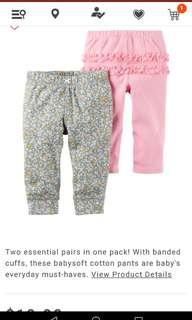 Carters 18M Pants