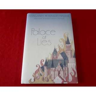 Palace of Lies by Margaret Peterson Haddix