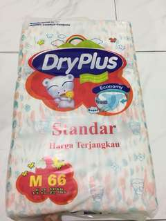 Baby Diapers Dryplus M66