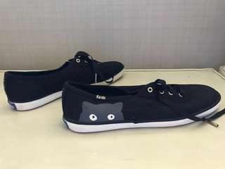 Preloved Keds x Taylor Swift Sneaky Cat Sneakers