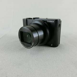 Panasonic DMC-LX10 4K類單眼相機 (公司貨) 保固到2019年3月 盒裝 雙原電 極新品