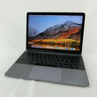 APPLE MacBook 12吋 Retina筆電│Intel Core m3-1.1、8G、256GB 2016款
