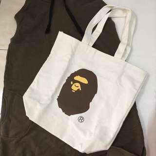 A Bathing Ape Tote bag