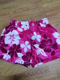 Board shorts for 4-5y/o