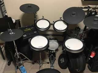 MWTS: Yamaha DTX920k Electronic Drumset