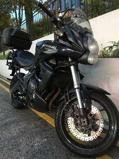 Kawasaki KLE650D Versys