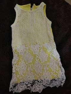 Baju anak dress anak import
