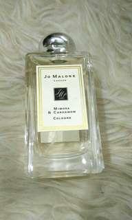 *authentic* JO MALONE Mimosa Cardamom 100ml