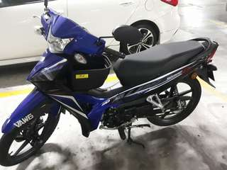 Honda Wave Alpha Sport 110