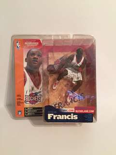 Francis NBA Basketball action figure Mcfarlane