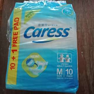Caress Adult Diaper (M)