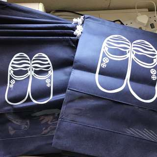 全新鞋袋 男女盒用