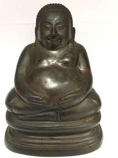 """7"""" Brass Thai Sangkachai"""