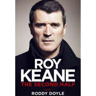 The Second Half by Roy Keane,