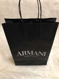 Armani Paper Bag (Medium)