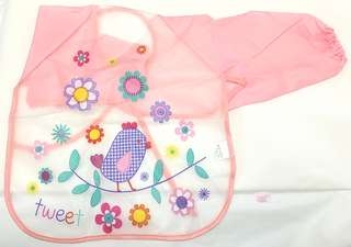 BN Baby Long Sleeves Bib