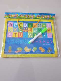 White Board Educational Toys