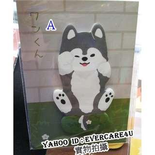 🎀 每包約30張 便條紙 雪橇狗 多款 記事貼 卡通 圖案 公仔 動物 精品 Memo 記事簿 狗仔 貓仔 飾物 紀念冊