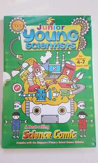 Junior Young Scientists (Latest issues)