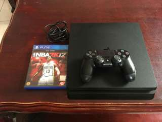 Sony PS4 3 in 1 free call of duty game