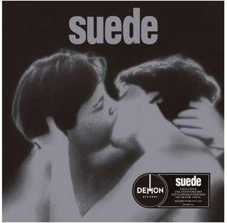 Suede - Suede 25th Anniversary (Silver Vinyl Edition)