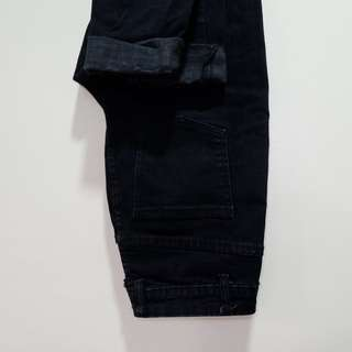 Cotton On high rise/high waist denim jeans