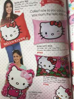 Hello kitty pillow #FlytoSG