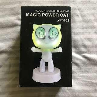 ❣️ 貓貓時鐘