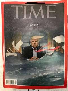 Time Magazine 23 April 2018 時代雜誌