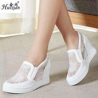 Sepatu Wedges ZR Jala