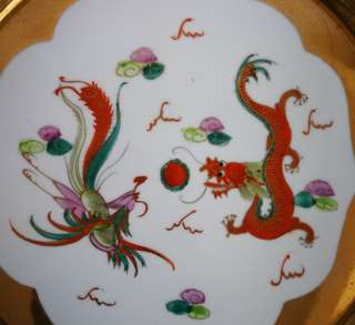 Antique Chinese Plates n Tea Cups