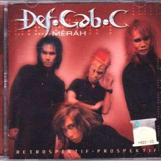 Def Gab C Merah Retrospektif Prospektif CD