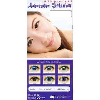 softlens lavender setsuna