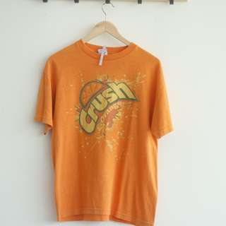 Orange Basic Shirt