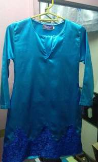Baju Kurung Biru