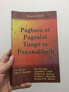 💥College Filipino Book
