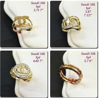 18K Ring