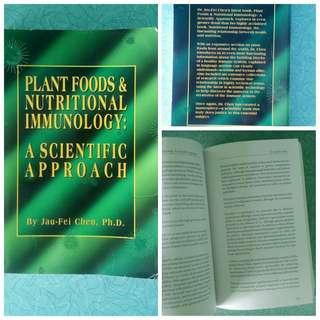 Nutritionist Immunology Book
