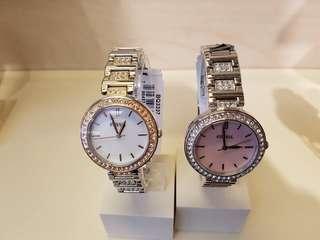 Fossil Karli three hand stainless steel watch