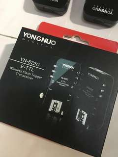Yong Nuo, yn-622c, wireless flash trigger