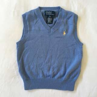 Polo by Ralph Lauren Knitted Vest