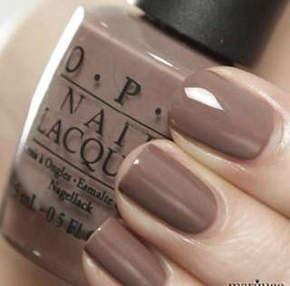 OPI Over the taupe B85